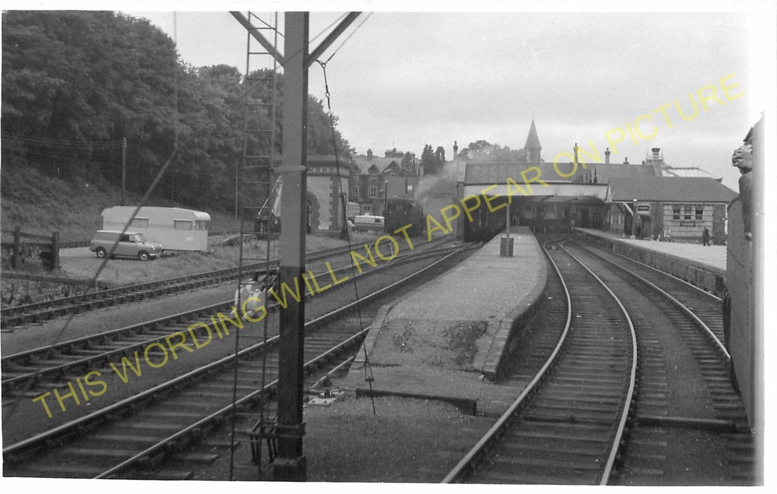 5 Windermere Lakeside Railway Station Photo Haverthwaite and Greenodd Line